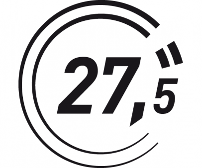 27.5 Zoll