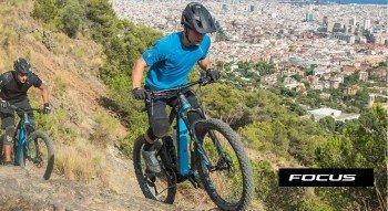 Focus Erleben Sie den E Bike Genuss mit Modellen wie dem Aventura² , Jam² , Jam HT² , Paranlane² , Planet² , Whistler² , Jarifa² , Sam² , Raven² und Bold2² .