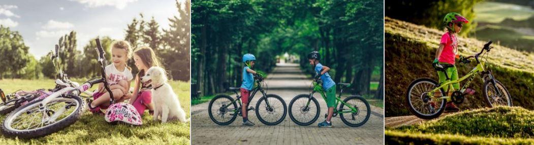 Jugendräder ab 24 Zoll