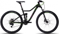 Ghost Lanao FS 3 AL 27.5R Womens Fullsuspension Mountain Bike 2017