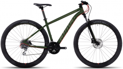 Ghost Kato 2 AL 29R Twentyniner Mountain Bike 2017