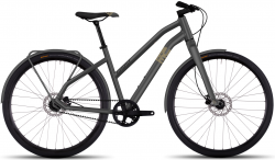 Ghost Square Urban 3 Womens Urban/Trekking Bike 2017