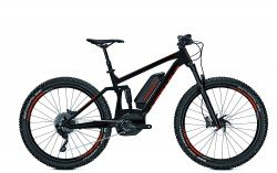 Univega Renegade BS 4.0 Plus Elektro Fahrrad/27.5R Fullsuspension Mountain eBike 2017