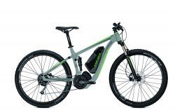 Univega Renegade I 1.0 Elektro Fahrrad/27.5R Fullsuspension Mountain eBike 2017