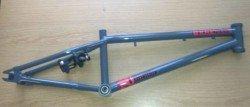 KHE Root 180 BMX Rahmen