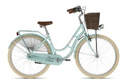 Kellys Royal Dutch City Bike 2019 Mentol