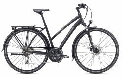Breezer Liberty 3S+ ST Womens Trekking Bike 2017
