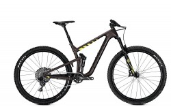 Focus Jam C Factory 29R Fullsuspension Mountain Bike 2018