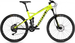 Ghost Kato FS 2.7 AL U 27.5R Fullsuspension Mountain Bike 2018 gelb