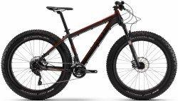 Haibike Fatcurve 6.30 26R Fatbike/Mountain Bike 2016