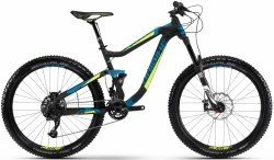 Haibike Q.AM 7.05 Plus 27.5R All Mountain Bike 2016