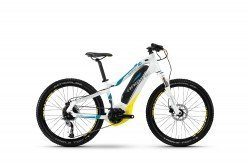Haibike SDURO HardFour Life 4.0 400Wh 24R Elektro Fahrrad/Kinder & Jugend Mountain eBike 2017