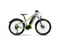 Haibike SDURO HardFour Street 4.5 400Wh 24R Elektro Fahrrad/Kinder & Jugend Mountain eBike 2017