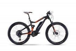 Haibike XDURO FullSeven 7.0 500Wh Elektro Fahrrad/27.5R Fullsuspension Mountain eBike 2017