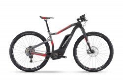 Haibike XDURO HardNine Carbon 10.0 500Wh 29R Elektro Fahrrad/Twentyniner Mountain eBike 2017