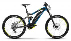 Haibike XDURO Dwnhll 9.0 Yamaha Elektro Fahrrad 2018