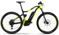 Haibike XDURO FullSeven Carbon 8.0 Bosch Elektro Fahrrad 2018