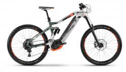 Haibike XDURO NDURO 8.0 500Wh Bosch Intube Elektro Fahrrad 2018