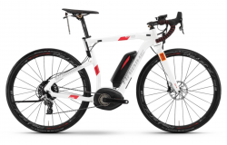 Haibike XDURO Race S 6.0 500Wh Bosch Elektro Fahrrad 2018