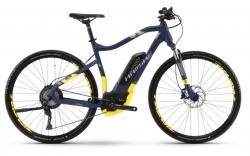 Haibike SDURO Cross 7.0 Bosch Elektro Fahrrad 2018