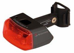 Sigma Cuberider II LED Batterie Rückleuchte