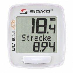 Sigma Sport Topline BC 8.12 ATS Fahrrad Bike Computer