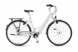 Winora Manto M7 FL 400Wh Elektro Fahrrad/City eBike 2017