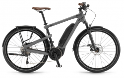 Winora Yakun Urban 500Wh Yamaha 27.5R Elektro Fahrrad 2018