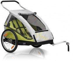 XLC Duo² BS-C05 Fahrrad Kinderanhänger