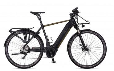 e-bike manufaktur 19ZEHN Deore XT Continental Elektro Fahrrad 2018
