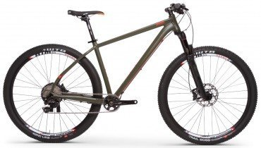 Breezer Thunder Team 29R Twentyniner Mountain Bike 2017
