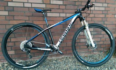 Haibike Greed Team 29R Mountain Bike 2014 (Kommissionsrad)