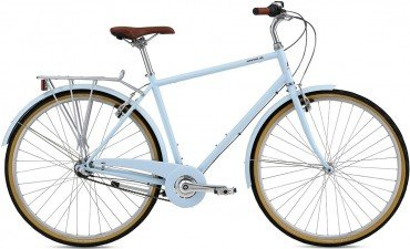Breezer Downtown 3 Trekking Bike 2016
