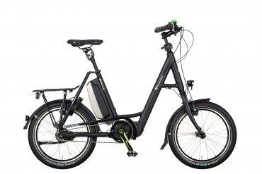 e-bike manufaktur 7BEN Kompakt 20R Elektro Fahrrad/Urban eBike 2017