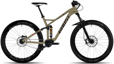 Ghost H AMR X AL 27.5R+ Fullsuspension/All Mountain Bike 2017