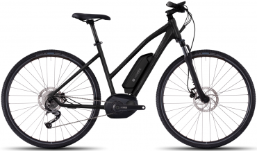 Ghost Hybride Andasol Cross 2 Womens Elektro Fahrrad/Cross eBike 2017