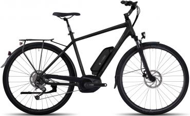 Ghost Hybride Andasol Trekking 2 Elektro Fahrrad/Trekking eBike 2017