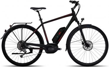 Ghost Hybride Andasol Trekking 5 400Wh Elektro Fahrrad/Trekking eBike 2017