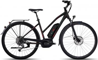 Ghost Hybride Andasol Trekking 5 Womens 400Wh Elektro Fahrrad/Trekking eBike 2017