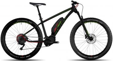 Ghost Hybride Kato 6 AL 27.5R+ Elektro Fahrrad/Mountain eBike 2017