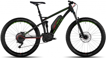 Ghost Hybride Kato FS 6 AL 27.5R+ Elektro Fahrrad/All Mountain eBike 2017