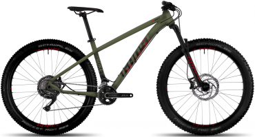 Ghost ROKET 5 AL 27.5R+ Mountain Bike 2017