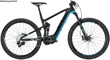 Focus JAM² 29 Elektro Fahrrad/Twentyniner Fullsuspension Mountain eBike 2017