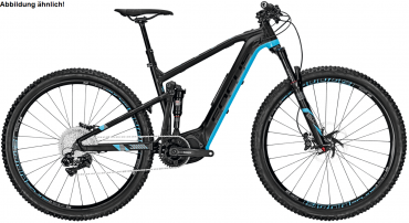 Focus JAM² 29 LTD Elektro Fahrrad/Twentyniner Fullsuspension Mountain eBike 2017