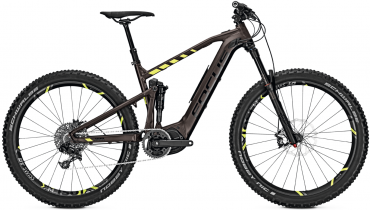 Focus JAM² Factory Plus Elektro Fahrrad/27.5R+ All Mountain eBike 2017