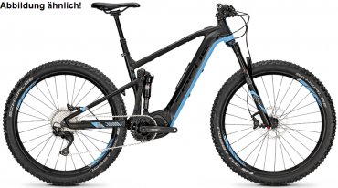 Focus JAM² Plus Elektro Fahrrad/27.5R+ Fullsuspension Mountain eBike 2017