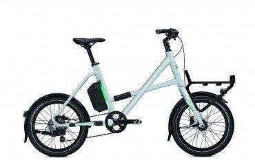 Kalkhoff Durban Compact g8 Elektro Fahrrad/20R Urban eBike 2017