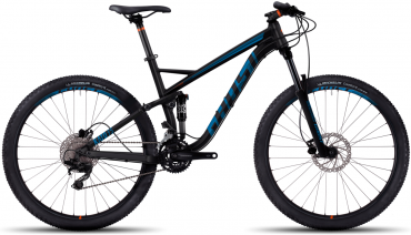 Ghost Kato FS 2 AL 27.5R Fullsuspension Mountain Bike 2017