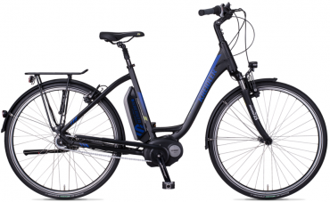 Kreidler Vitality Eco 6 FL Elektro Fahrrad/City eBike 2017