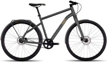 Ghost Square Urban 3 Urban/Trekking Bike 2017